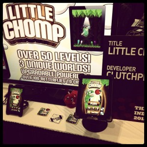 ClutchPlay Booth at PAX East 2013