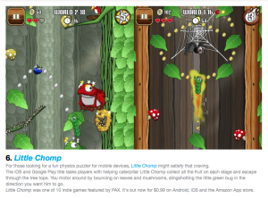Mashable's Top 10 Games of PAX East 2013